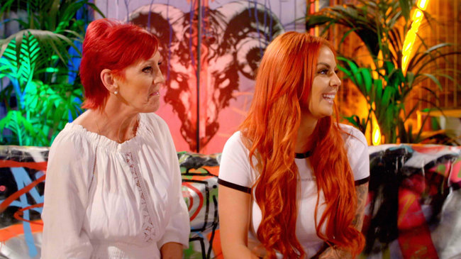 Natalee Harris is scared of her mum's design on Just Tattoo Of Us