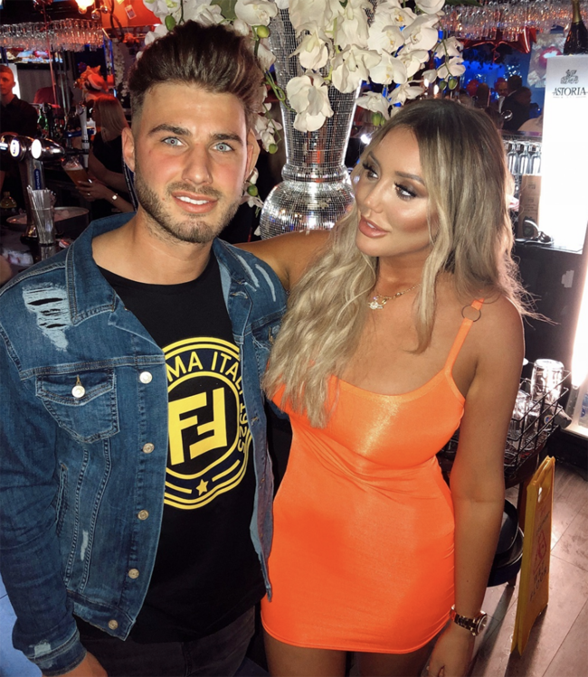 Charlotte Crosby reveals Sophie Kasaei introduced her to Josh Ritchie