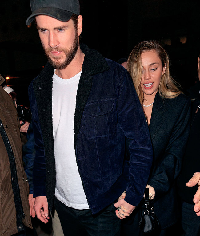 Miley Cyrus and Lili Reinhart reveal why their boyfriends are the full package