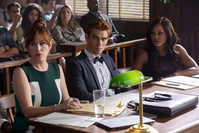 KJ Apa reveals Archie is on his own mission during Riverdale season 3