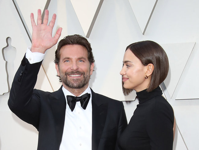 Lady Gaga and Bradley Cooper's co-star just compared them to Brangelina